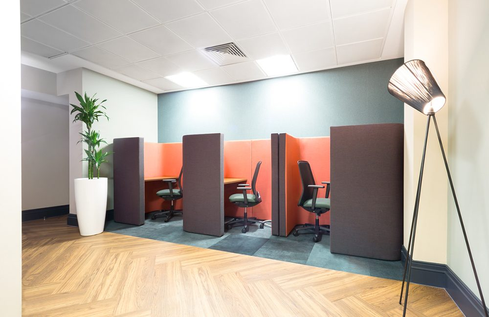 1 Royal Exchange_Private pods