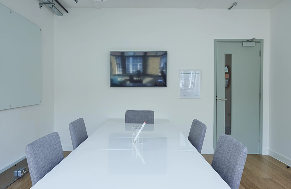 100 Clifton Street_Meeting room