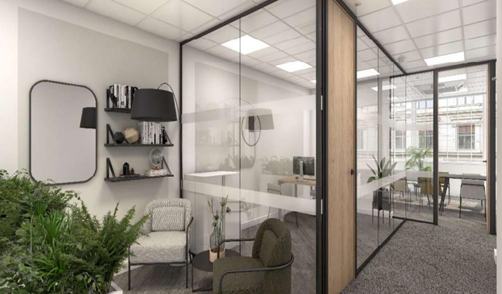 104 New Bond Street_Meeting breakout space
