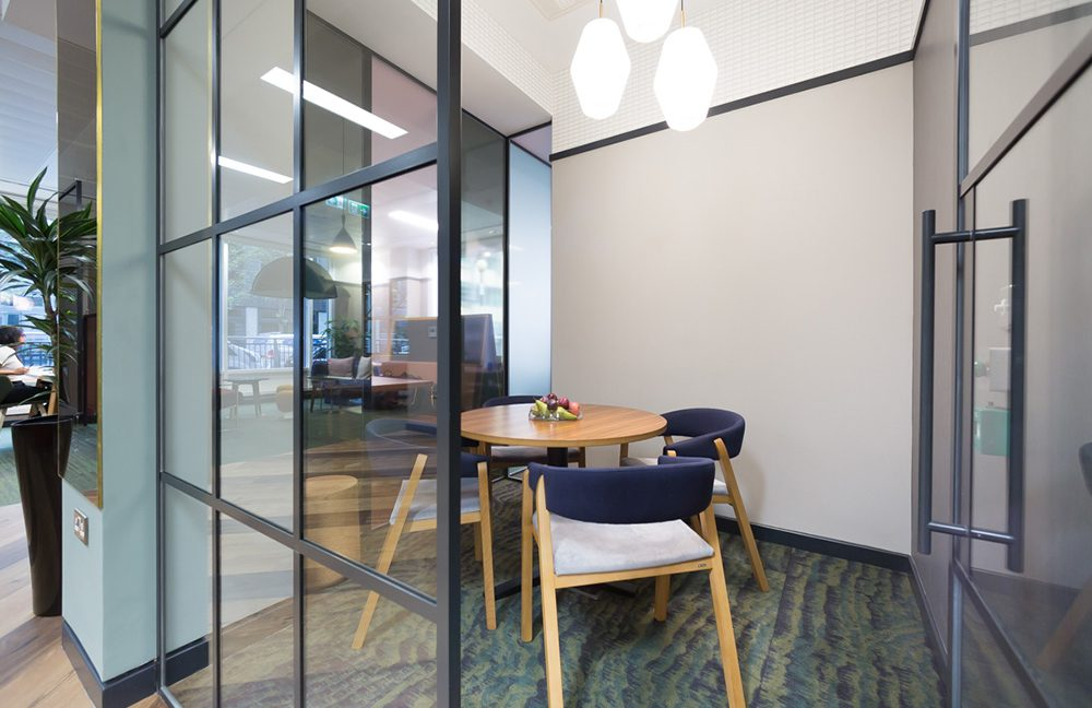 120 New Cavendish Street_Informal meeting space