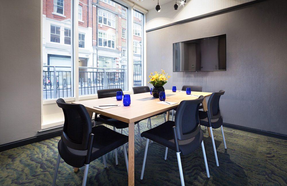 120 New Cavendish Street_Meeting room
