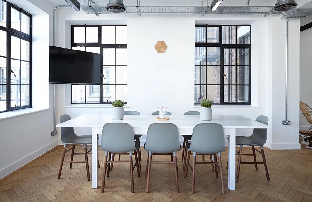 21 Poland Street_Room 2 workspace