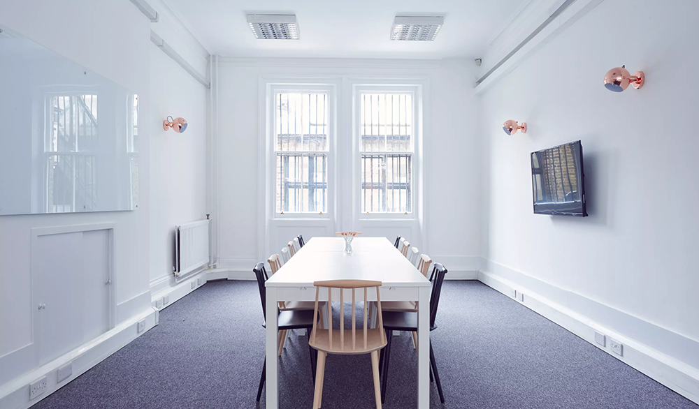 25 Newman Street_Meeting space