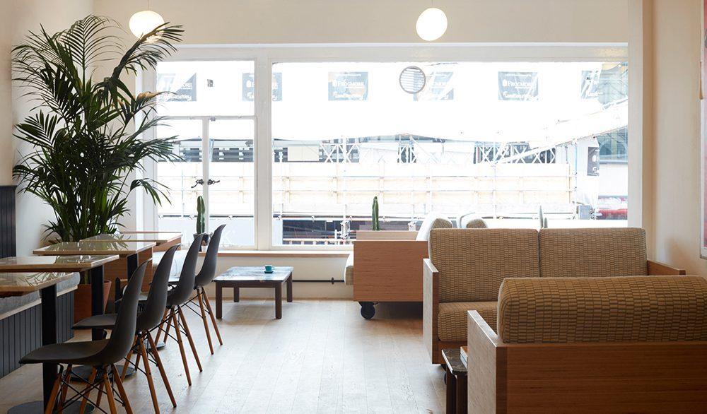 29-31 Oxford Street_Hot desking