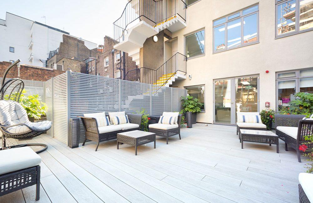 30 Newman Street_Terrace