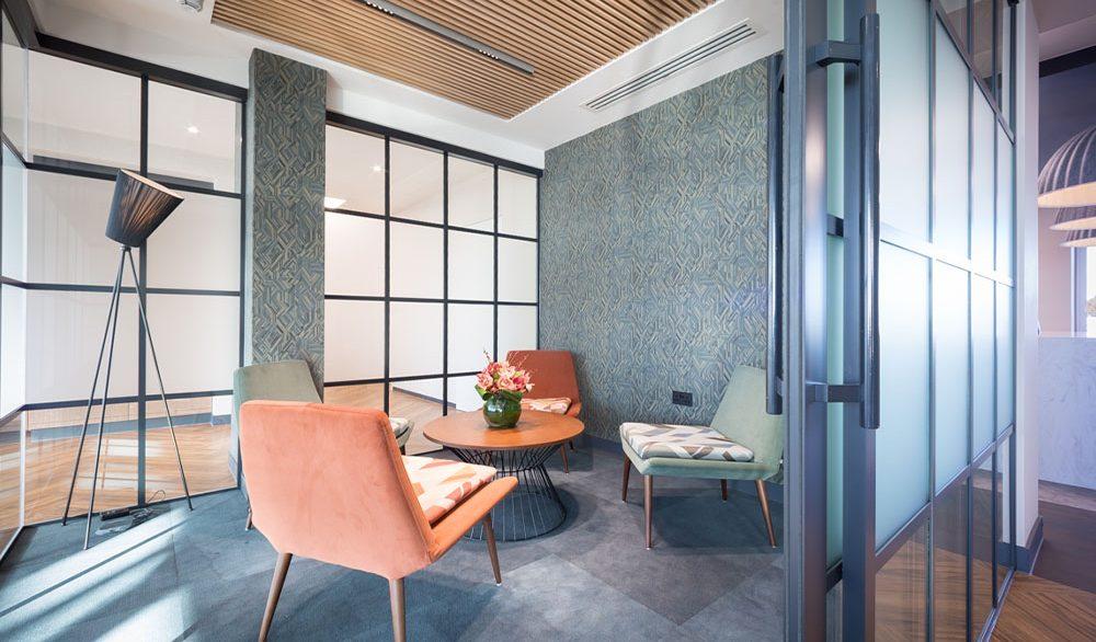 33 Cavendish Square_Small meeting room