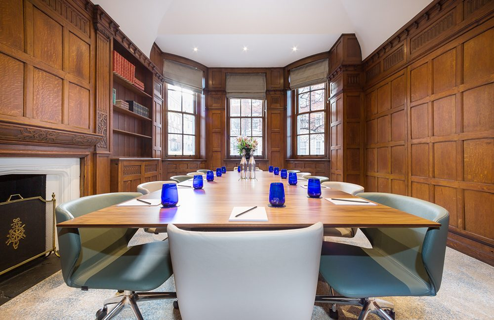 4 Devonshire Street_Meeting room