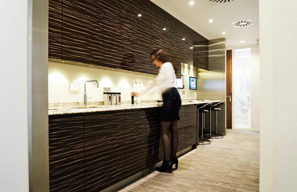 40 Basinghall Street_Kitchen