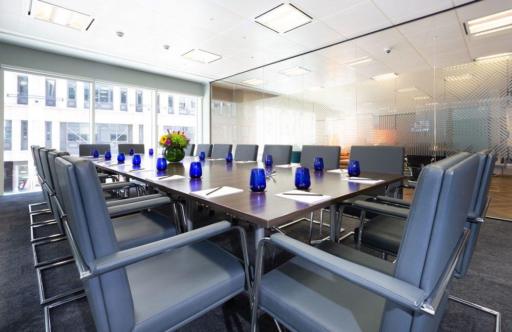 40 Gracechurch Street_Meeting room