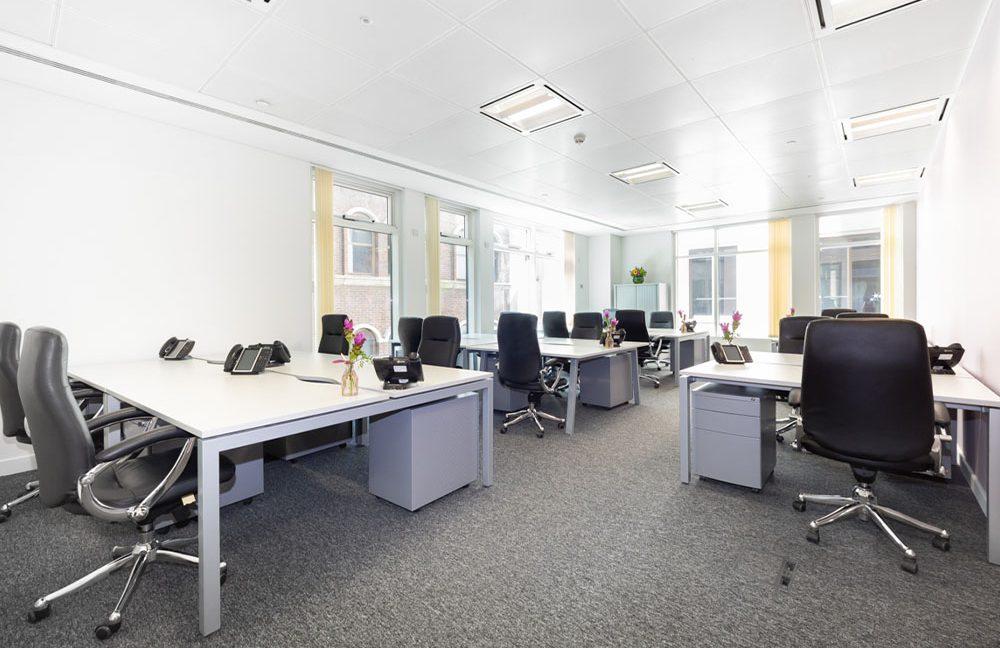 40 Gracechurch Street_Office space