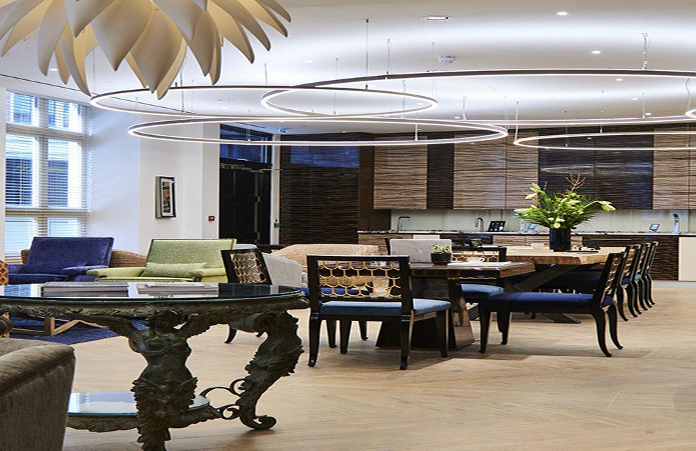 44 Southampton Buildings_Lounge