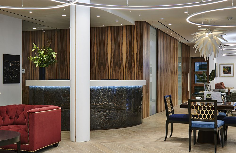 44 Southampton Buildings_Reception