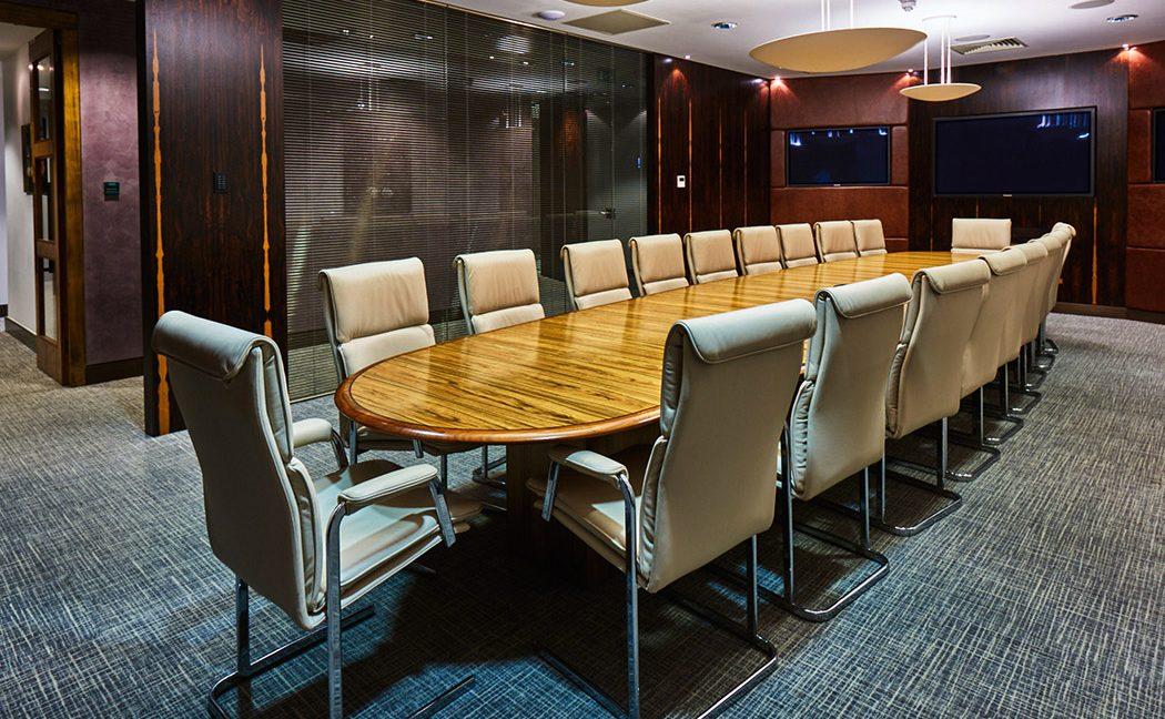 6 Snow Hill_Boardroom