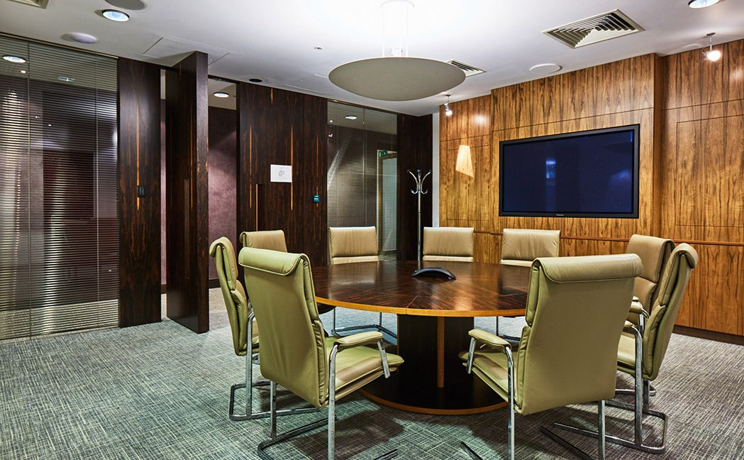 6 Snow Hill_Meeting Room