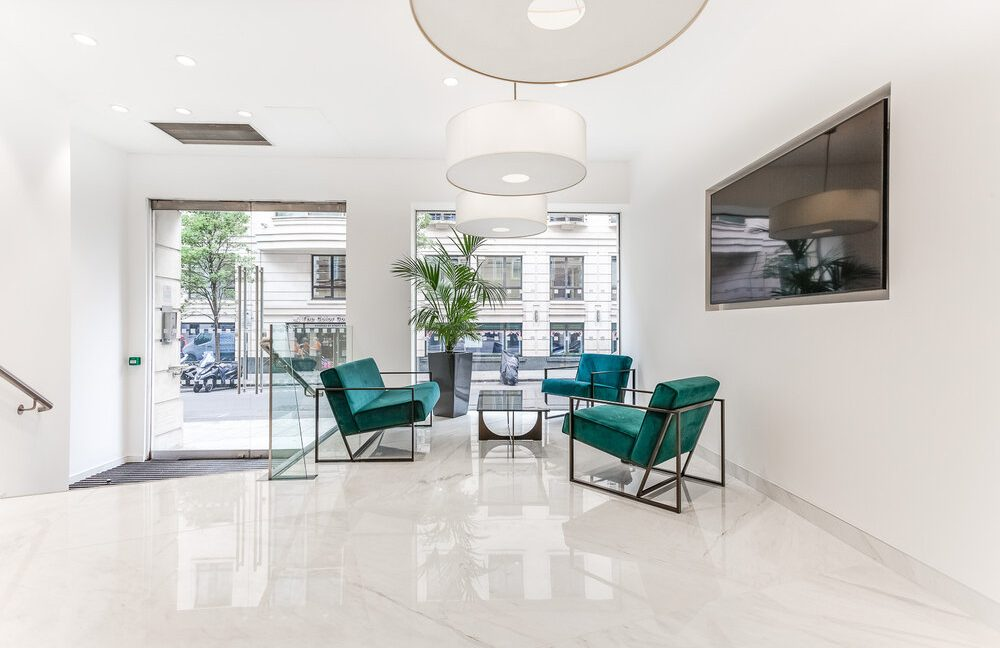 65 Curzon Street_reception seating