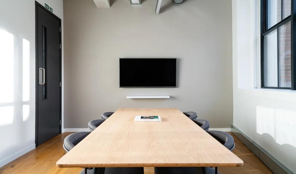 80 Clerkenwell Road_meeting room 1