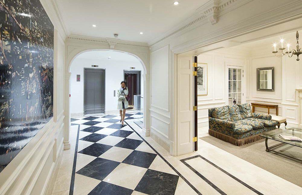 80 Coleman Street_Hallway