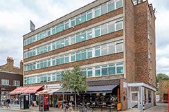 Gable House, 18-24 Turnham Green Terrace, Chiswick, London, W4 1QP