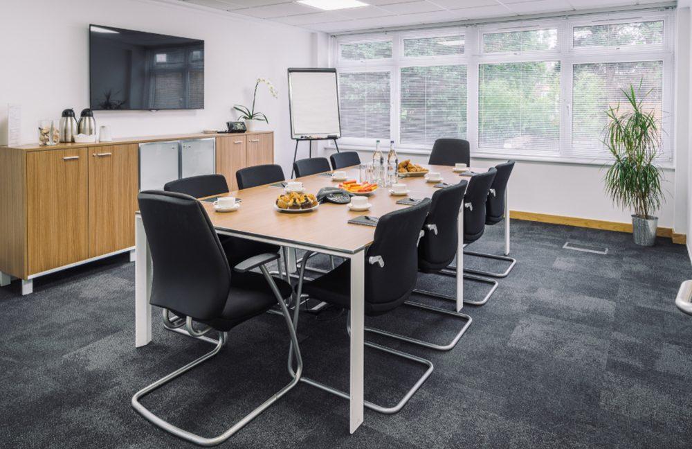 Gable House_Meeting room