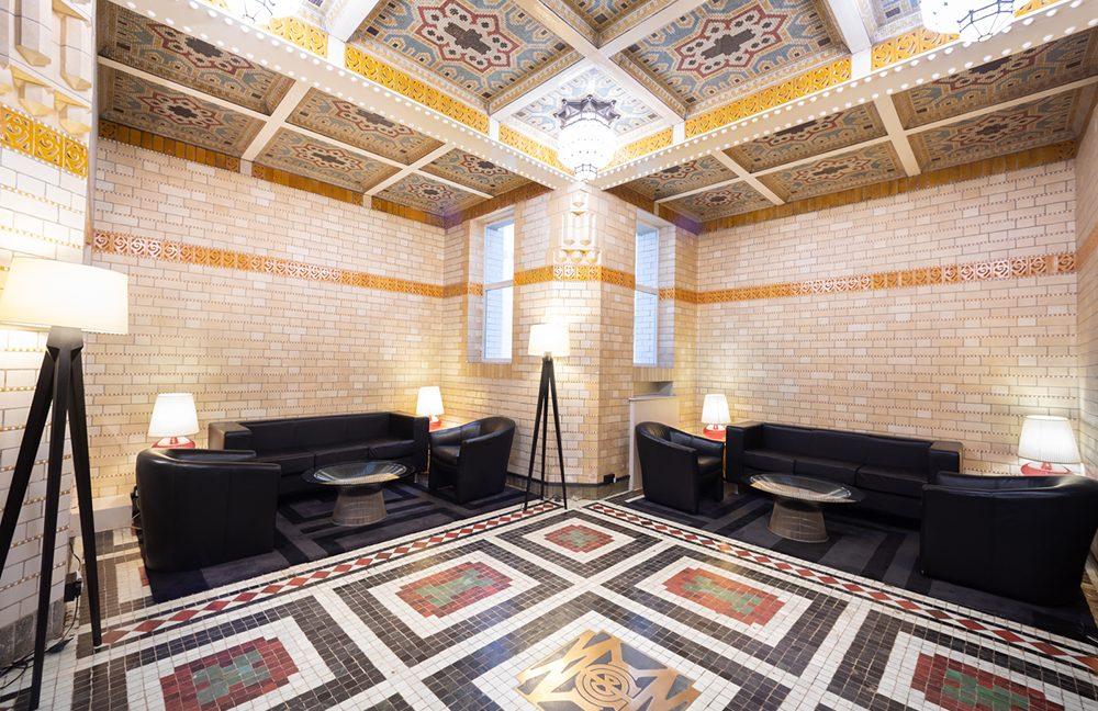 Holland House_Decorative Lobby