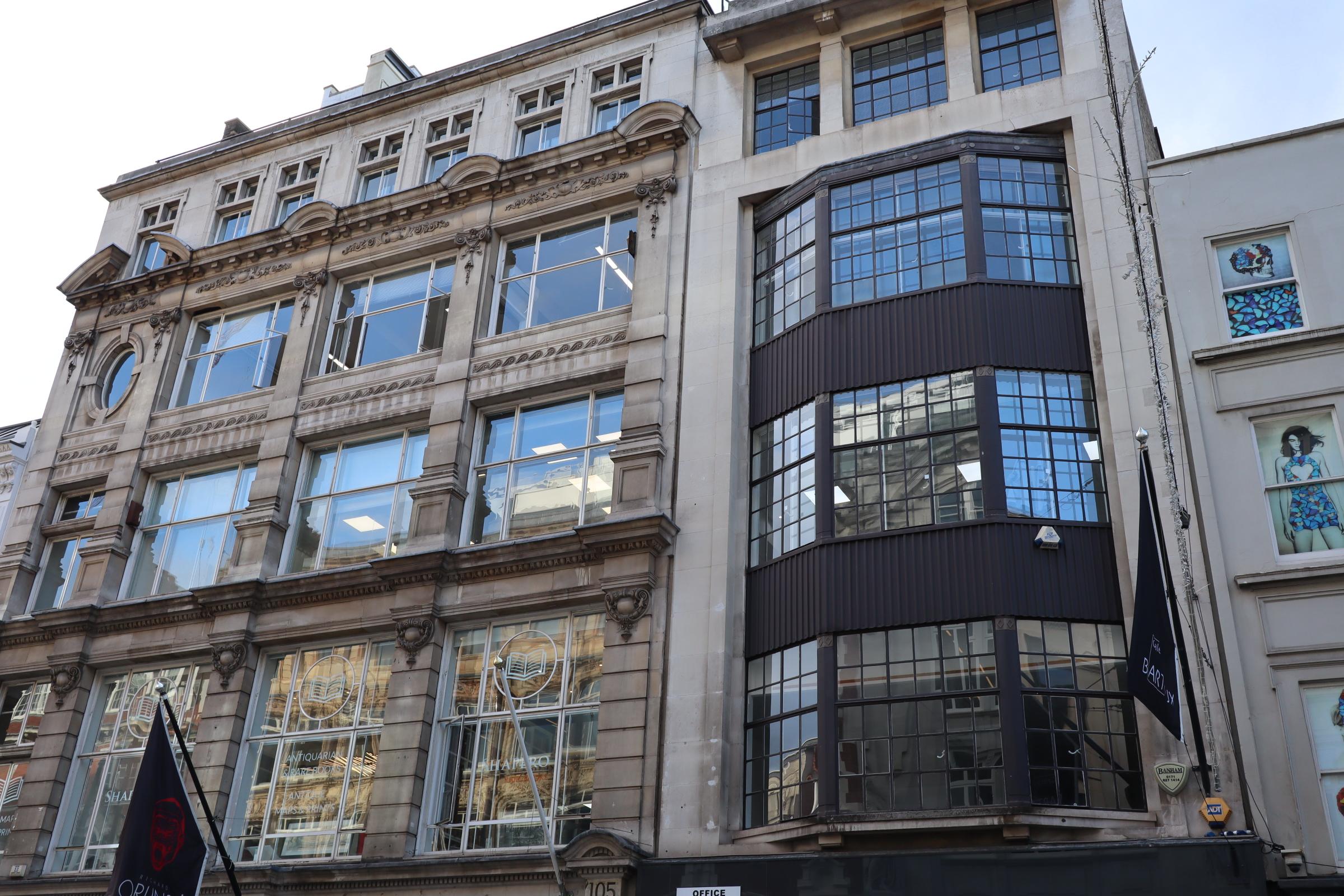 104 New Bond Street, Mayfair, London W1S 1SU