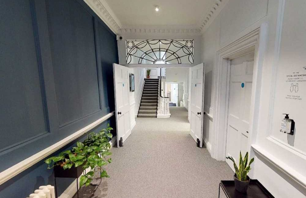 3 Bloomsbury Place_Entrance