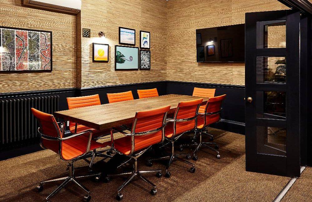54 Poland Street_Meeting room