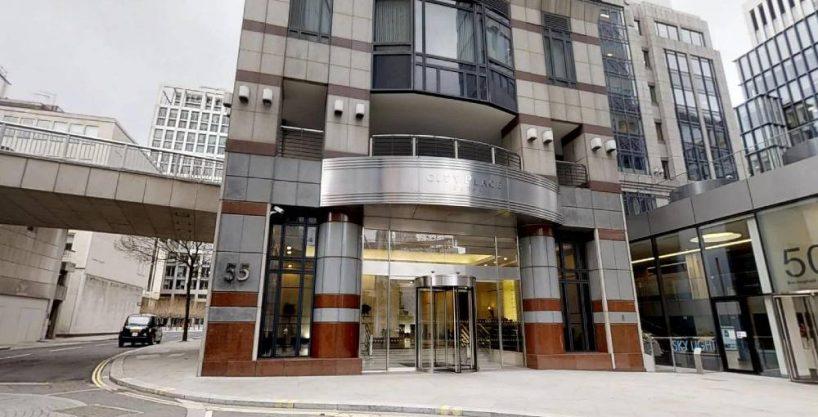 55 Basinghall Street, London EC2V 5AF