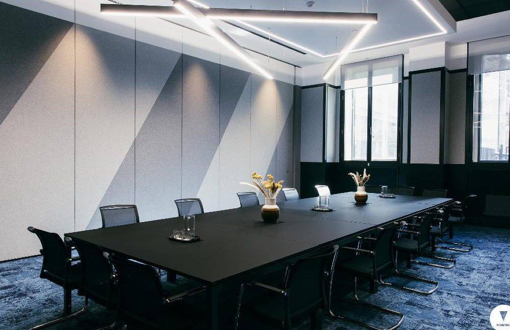 55 Basinghall Street_Meeting room