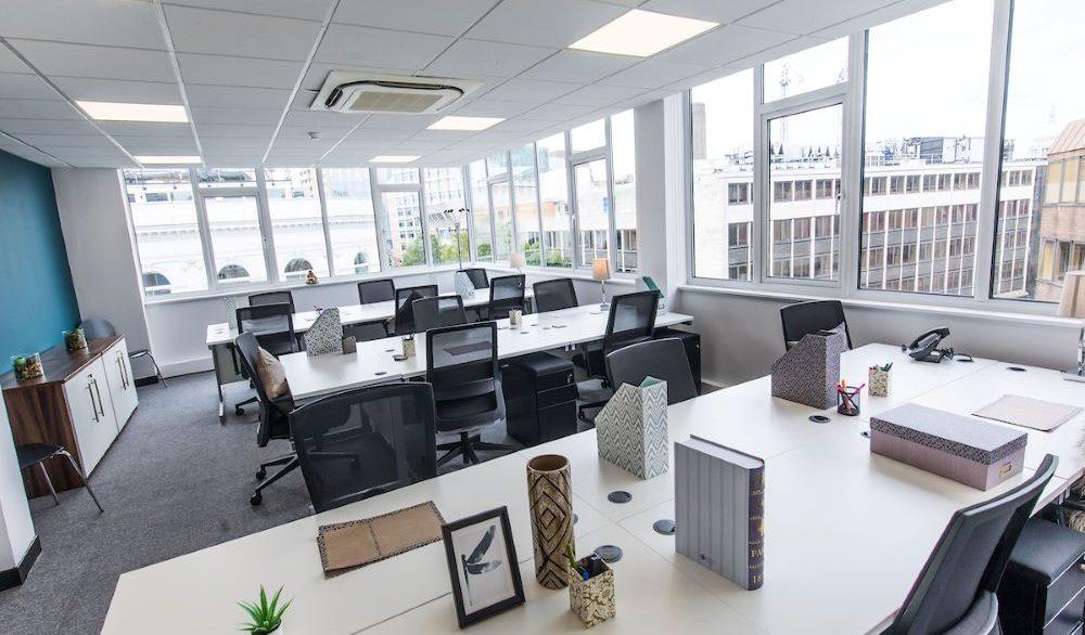 Citybridge House_Office