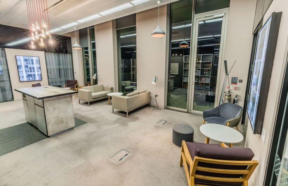 Gridiron Building_Events space