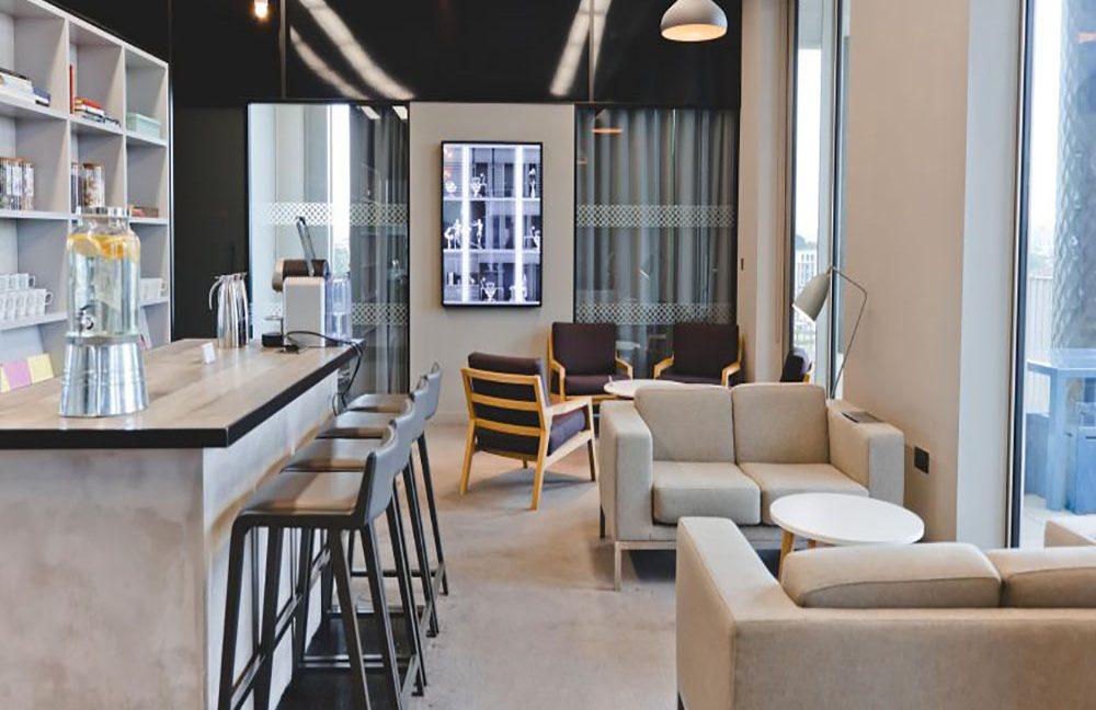 Gridiron Building_Lounge