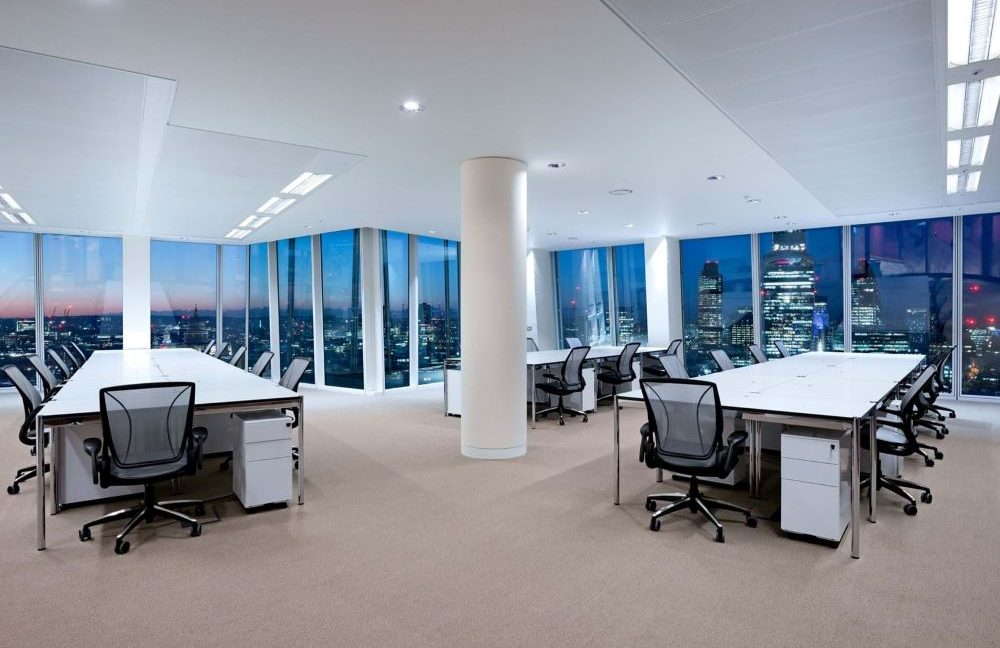 The Shard_Private office