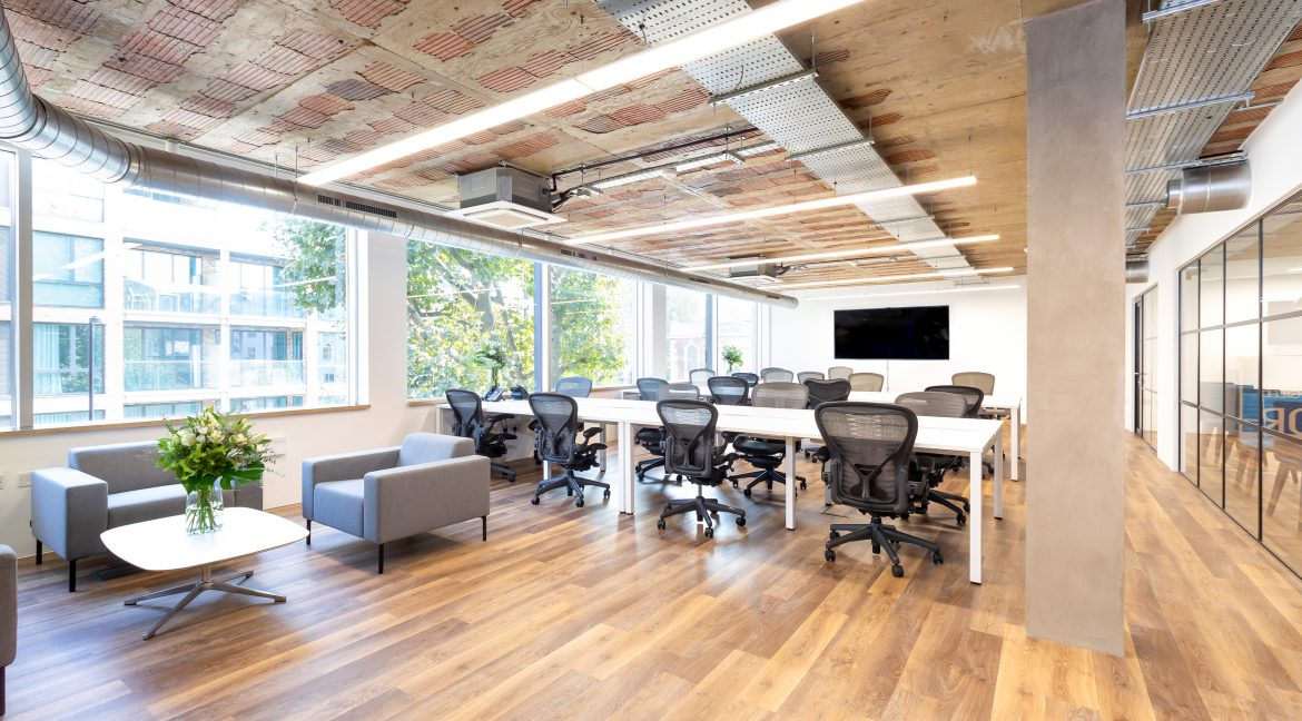 3 Marshalsea Road - Selfcontained office