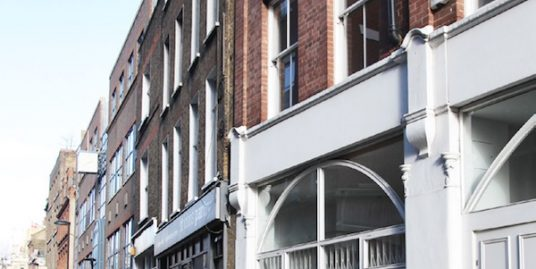 38-39 St John's Lane, Farringdon, London EC1M 4BJ
