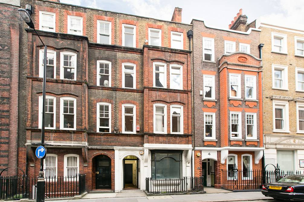 5 Margaret Street, Fitzrovia, London W1W 8RG