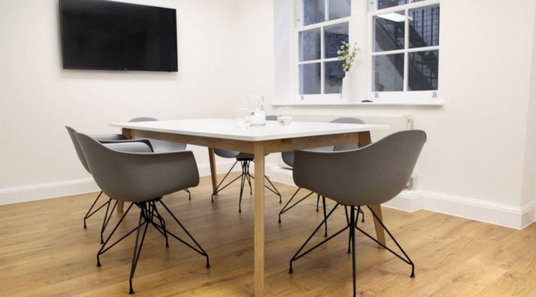 5 Margaret Street_Meeting room