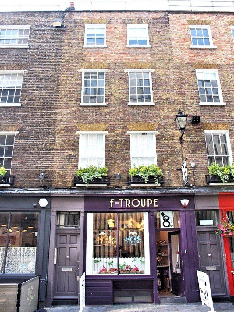 6-8 Ganton Street, Soho, London W1F 7QW