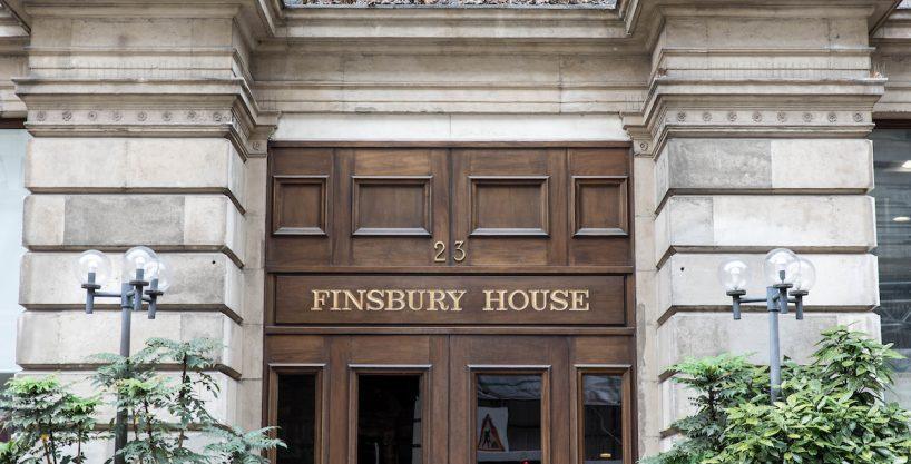 Finsbury House, 23 Finsbury Circus, London EC2M 7EA