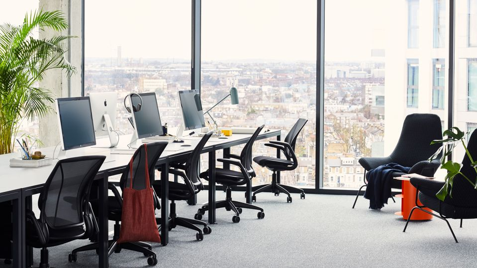 One Lyric Square_Private Office