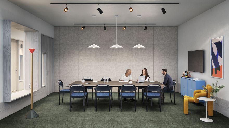 United House_Meeting room