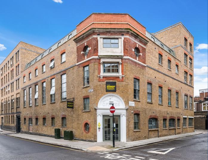 15-27 Britannia Street - Exterior