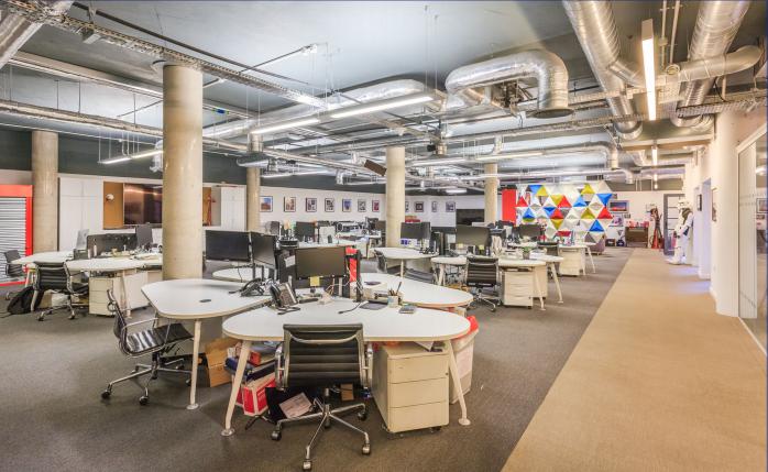 15-27 Britannia Street - Office Space