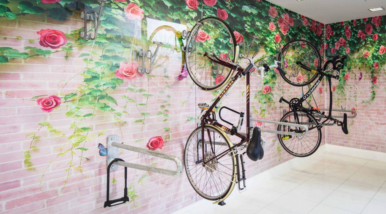 2-6 Boundary Row - Bike Storage