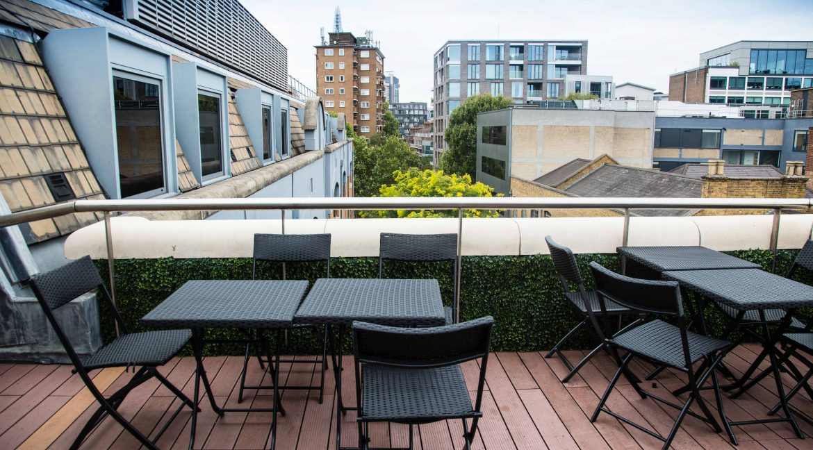 2-6 Boundary Row - Private roof terrace