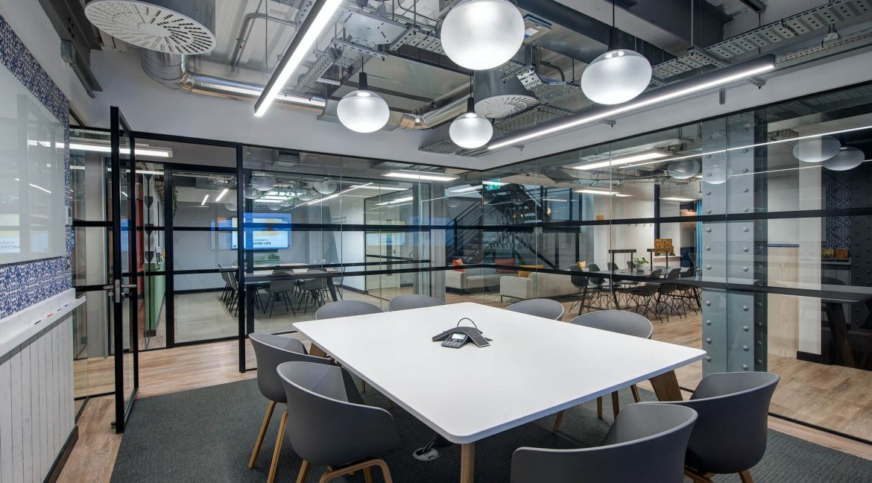 33 Foley Street_Meeting room