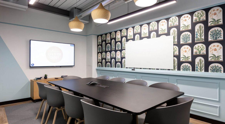 33 Foley Street_Meeting room 2