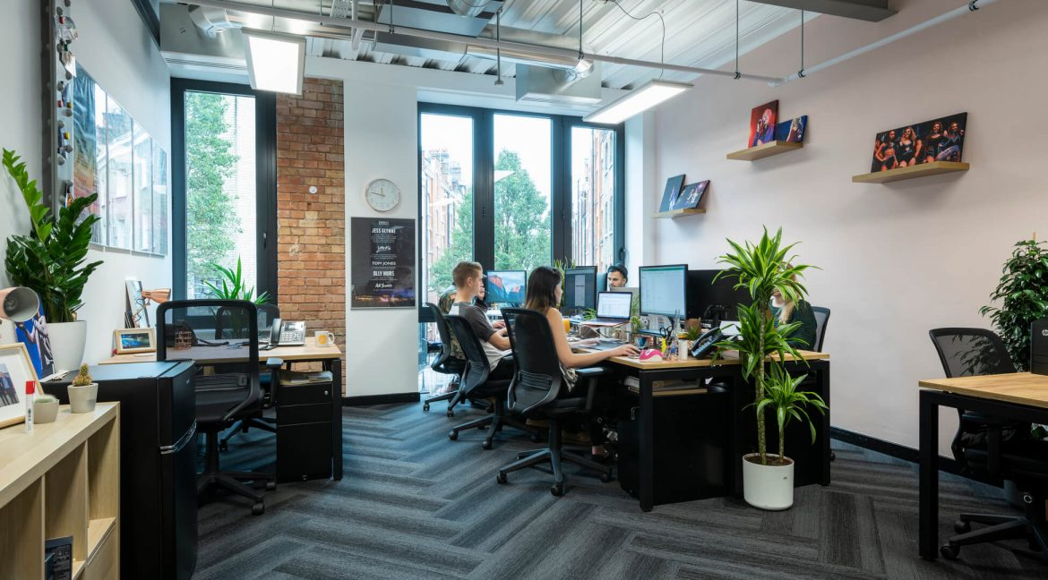 33 Foley Street_Private office