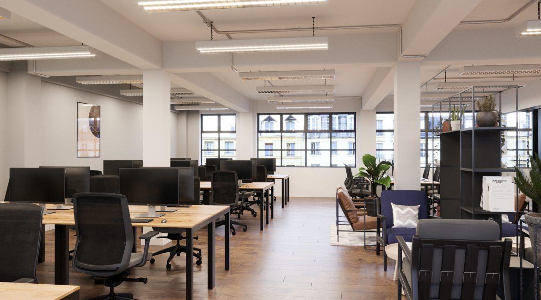 67-69 Cowcross Street_Office