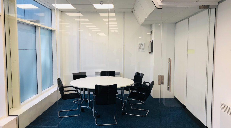 9 Albert Embankment - Meeting room